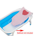 Baby Bath Seat Net Washable Bathtub Stand Shower Mesh Bathing Cradle Hot Sale