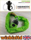 Thatcham Approved Motorbike Scooter Security Mammoth Lock / Chain 1.2m LOCM007