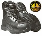 Original Swat Hawk waterproof  tactical boots for Police and Military black swat