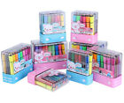 Fine Point Write Lovely Rubber Stamp Watercolor Marker Pens Set AH001