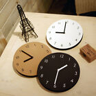 Sandwich Wall Clock (Number Type), Modern Interior Wall Decorative Simple