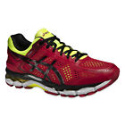 Asics Mens GEL KAYANO 22 Support Running Sport Trainers Pumps Shoes T547N-2490