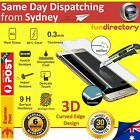 3D Curved Full Cover 9H Tempered Glass Screen Protector - Samsung Galaxy S6 Edge