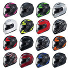 *FAST FREE SHIPPING* HJC CS-R3  Full Face Motorcycle Helmets (All Colors)