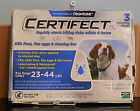 Frontline Certifect For Dogs 3 Month Supply 23-44 Pounds   (Shelf Pull)
