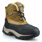 Boys Girls Hi Tec Leather Waterproof Walking Hiking Boots Trainers Shoes Size