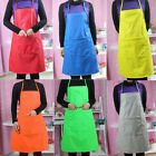 1x New Waterproof Kitchen Restaurant Chef Butcher Cooking Catering Drawing Apron