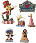 DISNEY TRADITION, Jim Shore, Collectible Figurines, Looney Tunes,Disney Princess