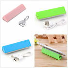 New Universal Mini 2000mAh Power Bank Emergency Charger with Dual Suckers TR