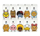 KAKAO FRIENDS Cutie Jelly Phone Case Cover Protector For Apple iPhone 6/6s Plus