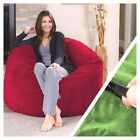 purple comfy chair - Chill Bag Bean Sofa Chair Comfy Furniture Cozy Comfortable Machine Washable 4 FT