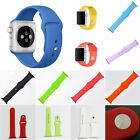 Fashion iWatch Bands Sports Silicone Bracelet Strap Band For Apple Watch 38/42mm