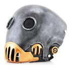 Clockwork Hellboy Kroenen Mask Horror Movie Prop Masquerade Cosplay Resin helmet