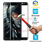 Full Cover Tempered Glass Film Screen Protector For Samsung Galaxy S6 S7 Edge