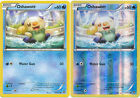 Oshawott Common Pokemon Card XY11 Steam Siege 30/114