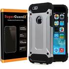 Shockproof Protective Cover Case Armor Saver For Iphone 8 7 6s 6 Plus Se 5s 5