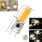 5/10x COB 2508 G8 110V/220V Led Dimmable bulb White/Warm Silicone Crystal lamp