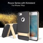 """ROCK ROYCE KICK STAND Dual Layer Back Cover Case for APPLE IPHONE 7 PLUS (5.5"""")"""