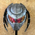New Custom Fancy Predator DOT Helmet Claw Pattern Airbrush Size S M L XL XXL