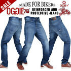 MENS MOTORBIKE MOTORCYCLE DENIM REINFORCED JEANS WITH PROTECTIVE LINING TROUSER2