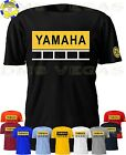 Yamaha 60th Anniversary Motorcycle Tee Shirt Men Size S-XL Gear Parts Bike