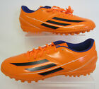 Adidas Mens Football/Astro Turf Trainer Orange/Blk F32765 UK6X10.5 (R9B)