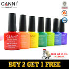 CANNI UV LED NAIL GEL POLISH VARNISH NAILS SOAK OFF PROFESSIONAL SHADES 01 To 50