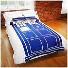 Doctor Who Tardis Duvet Cover Set - OFFICIAL Dr Bedding Merchandise - NEW GIFTS