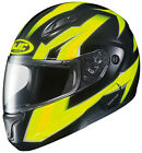 HJC CL-MAX 2 RIDGE HI VIS YELLOW Modular helmet DOT FREE SHIPPING