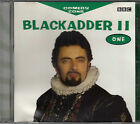 Blackadder II Vol One CD 2 Episodes From BBC TV Series Comedy FASTPOST