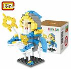 4 Styles World of Warcraft New LOZ Diamond Blocks iBLOCK FUN Nano Toys With Box