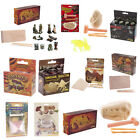 Novelty Dig It Out Toy - Creative Excavation Kit Fossils Treasure 10 THEMES