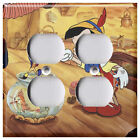 Disney Pinocchio - Light Switch Covers Home Decor Outlet