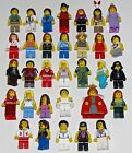 Внешний вид - LEGO GIRL MINIFIGURES FOR SALE YOU PICK WHAT FIGS YOU WANT SERIES WOMEN FEMALES
