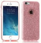 for iPhone 7/8 & 7+8+ PLUS -Ultra Thin TPU Rubber Case Cover Shiny Glitter Bling