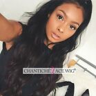 Best Human Hair Lace Front/Full Wigs Black Women Brazilian Remy Natural Wave Wig