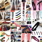 PFashion Girls Ladies Women Thigh High OVER the KNEE Socks Long Cotton Stockings