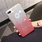 Luxury Fashion Bling Glitter Shockproof Soft Case Cover For iPhone 7 /7 Plus/6s