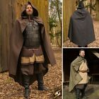 Ready For Battle Cape. 3 Colours - Ideal For Costume, LARP Events & Re-enactment