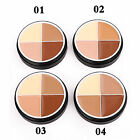 Brand New Concealer Corrector Highlighter Cream Quad Palette Tray Makeup Set
