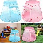 Childrens Kids Baby Fairy Play House Tents Ball Pit Fun Indoor Pop Up Playhouse