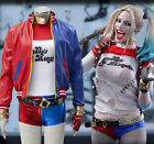 AnotherMe Suicide Squad Harley Quinn Costumes Outfit Full Set Cosplay Costume