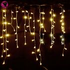 christmas Holiday decoration  Droop 0.3-0.5m curtain icicle string led light