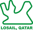 Motorcycle Racing Circuits X 2 - Losail International Qatar QAT norm/revers moto