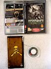 20895 Resistance Retribution PLATINUM - Sony PSP Game (2010) UCES 01184/P