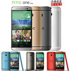 "32GB HTC One M8 5.0"" 4G LTE Factory GSM Unlocked WIFI GPS Android Mobile Phone"
