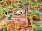 POKEMON UNCOMMON CARDS - All Sets Base Fossil Jungle Neo (Select your Card) #2