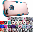 "for Apple iPhone 7 4.7"" Armor TUFF Hybrid Case Cover + PryTool"