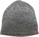 MENS LEVIS RED TAB CLASSIC PULL ON BEANY HAT OTIS - GREY MARL