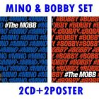 YG eshop/ [2CD+2POSTER SET] MOBB (MINO, BOBBY) - DEBUT MINI ALBUM [The MOBB]